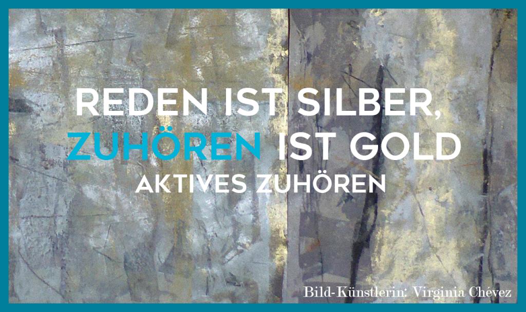 IV_Reden ist Silber, Zuhören ist Gold: Aktives Zuhören