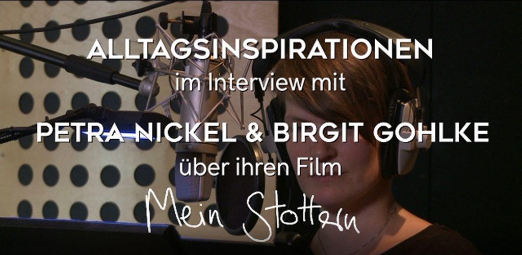 Dokumentarfilm: Mein Stottern