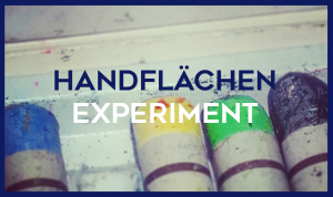 Handflächen Experiment