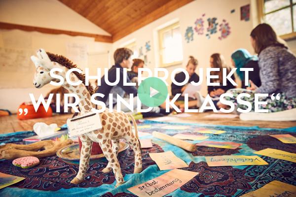 Schulprojekt: Wir sind Klasse